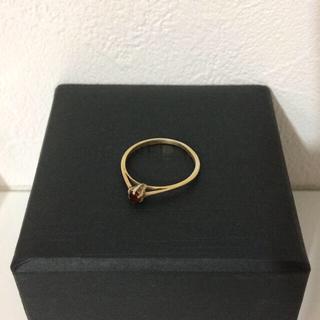 イオッセリアーニ(IOSSELLIANI)のIOSSELLIANI ジルコニアリング イオッセリアーニ ゴールド  指輪(リング(指輪))