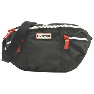 ハンター(HUNTER)の【新品、未使用、タグ付】HUNTER ボディーバッグ オリーブ(ボディバッグ/ウエストポーチ)