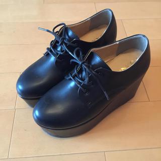 ウィゴー(WEGO)のいろは様専用 5日まで(ローファー/革靴)