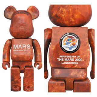メディコムトイ(MEDICOM TOY)の数量限定 MARS 400% ベアブリック/未使用(その他)