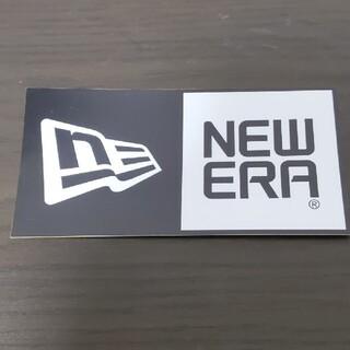 ニューエラー(NEW ERA)の(縦6.5cm横13cm)NEWERA ステッカー(その他)