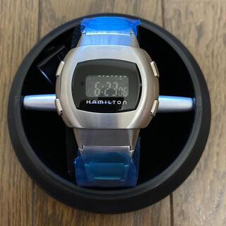 ハミルトン(Hamilton)のデッドストック 新品 ハミルトン HAMILTON MIB2 限定 パルサー (腕時計(デジタル))