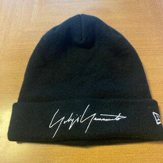 ヨウジヤマモト(Yohji Yamamoto)のニューエラ ニット帽 ニットキャップ ヨウジヤマモト(ニット帽/ビーニー)