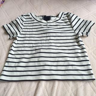 ミスティウーマン(mysty woman)のミスティウーマン バックリボンTシャツ♡(Tシャツ(半袖/袖なし))
