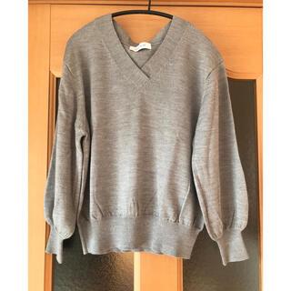 シンプリシテェ(Simplicite)のsimplicite グレー セーター(ニット/セーター)