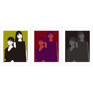 送込‼️1セット‼️ Kyne Untitled 各種 版画(版画)