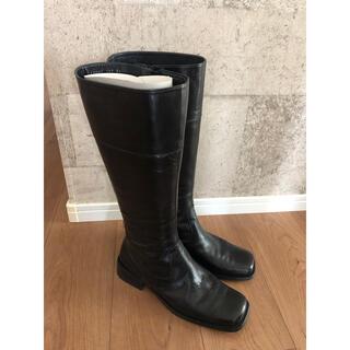 サヴァサヴァ(cavacava)の専用 サヴァサヴァ ロングブーツ 24cm(ブーツ)
