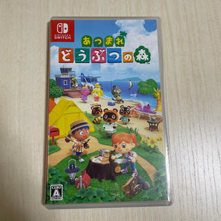 ニンテンドースイッチ(Nintendo Switch)のどうぶつの森 Nintendo Switch(家庭用ゲーム機本体)