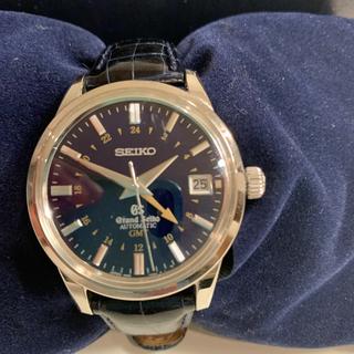 セイコー(SEIKO)のグランドSEIKO GMT SEIKO (腕時計(アナログ))