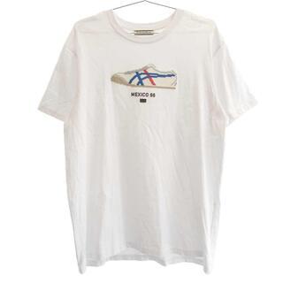 オニツカタイガー(Onitsuka Tiger)のOnitsuka Tiger オニツカタイガー 半袖Tシャツ(Tシャツ/カットソー(半袖/袖なし))