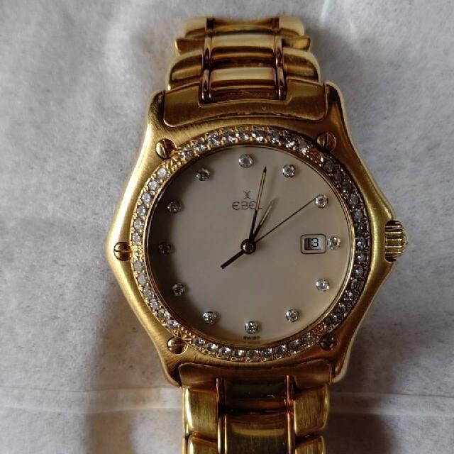 EBEL(エベル)のエベル 腕時計 メンズの時計(腕時計(アナログ))の商品写真