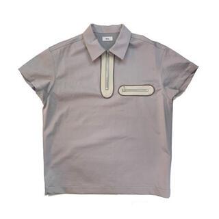 アレッジ(ALLEGE)のallege ハーフジップシャツ(シャツ)