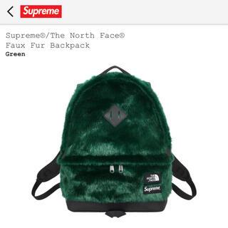 シュプリーム(Supreme)の☆supreme × NorthFace Faux Fur Backpack☆(バッグパック/リュック)