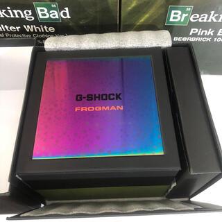 ジーショック(G-SHOCK)のG-SHOCK FROGMAN GWF-A1000BRT-1AJR フロッグマン(腕時計(デジタル))