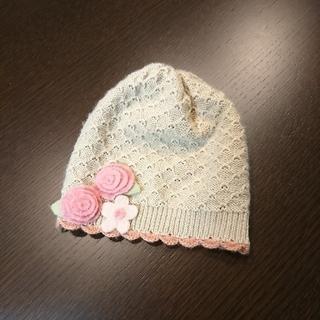 スーリー(Souris)の●●souris お花帽子(帽子)