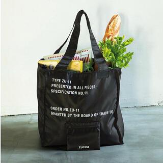 ズッカ(ZUCCa)の【新品】ZUCCa Shopping デリバッグ(エコバッグ)