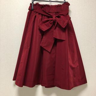 ボンメルスリー(Bon merceie)のBon mercerie スカート(ひざ丈スカート)