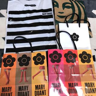 マリークワント(MARY QUANT)の紙袋(その他)