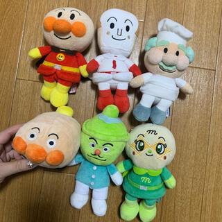 アンパンマン人形 セット