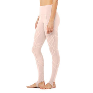 alo yoga high-waist wrapped legging(ヨガ)
