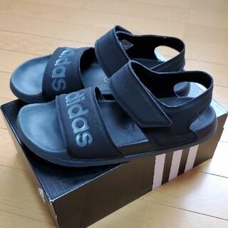 アディダス(adidas)のadidas アディダスサンダル (サンダル)