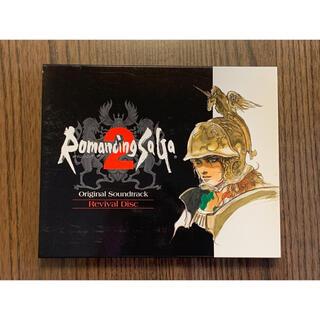 スクウェアエニックス(SQUARE ENIX)のRomancing SaGa 2  OST Revival Disc ロマサガ2(アニメ)