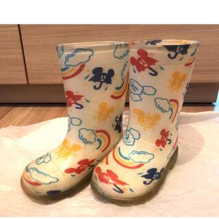 Disney - ディズニー KIDS長靴 14cm