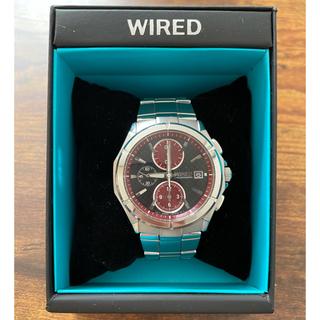 セイコー(SEIKO)のSEIKO WIRED メンズ腕時計 AGAV057(腕時計(アナログ))