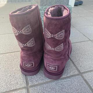 アグ(UGG)の本日限定お値下げ*UGG*ムートブーツ 24(ブーツ)