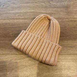 ザラ(ZARA)のベビー ニット帽(帽子)