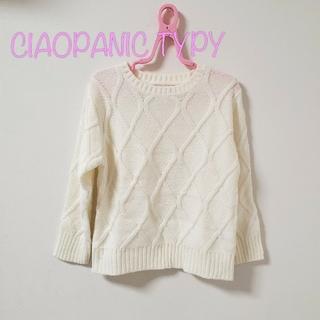 CIAOPANIC TYPY - 【110】チャオパニックテイピー セーター ニット