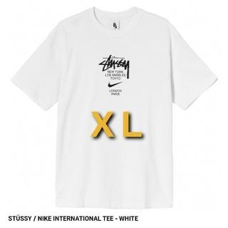ステューシー(STUSSY)の⭐早い者勝ち⭐NIKE stussy Tシャツ ナイキ ステューシー(Tシャツ/カットソー(半袖/袖なし))