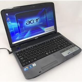 エイサー(Acer)のacer エイサー ノートパソコン Aspire 5740-13F(ノートPC)