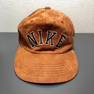 ナイキ(NIKE)の'80s〜'90s NIKE light brown(キャップ)