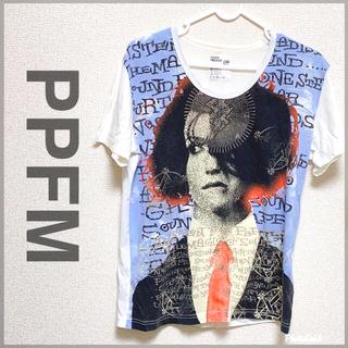 ピーピーエフエム(PPFM)のPPFM Tシャツ(Tシャツ/カットソー(半袖/袖なし))