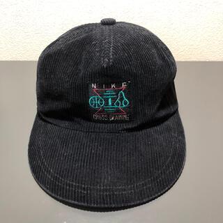 ナイキ(NIKE)の'80s〜'90s NIKE corduroy cap(キャップ)