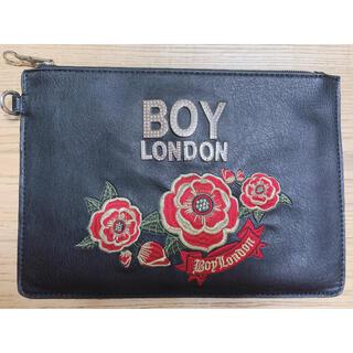 ボーイロンドン(Boy London)のボーイロンドン クラッチバッグ(セカンドバッグ/クラッチバッグ)