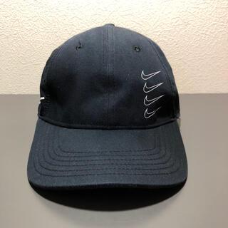 ナイキ(NIKE)のNIKE cap black×white(キャップ)
