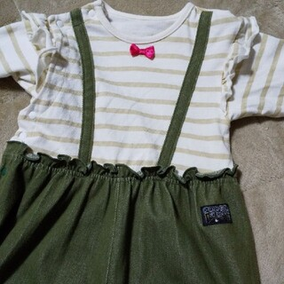エフオーキッズ(F.O.KIDS)のベビー服 80(カバーオール)