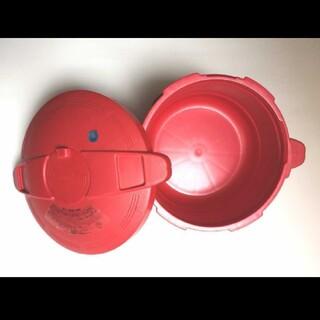 マイヤー(MEYER)のマイヤー 電子レンジ圧力鍋 イタリアンレッド 2.3L 時短調理 MPC-2.3(調理機器)