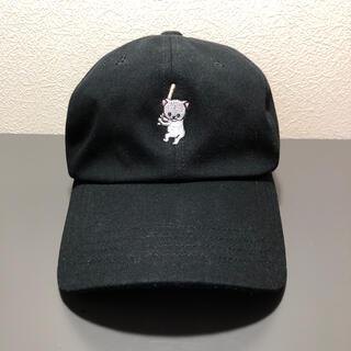 CUNE cap black(キャップ)