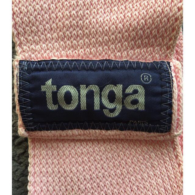 tonga(トンガ)のtonga 抱っこ紐 キッズ/ベビー/マタニティの外出/移動用品(スリング)の商品写真