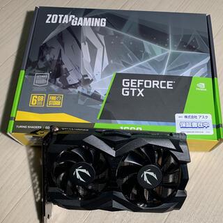 ZOTAC GAMING GeForce GTX 1660 6GB(PCパーツ)
