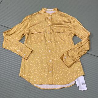 エミアトリエ(emmi atelier)のemmi ドットシャツ(シャツ/ブラウス(長袖/七分))