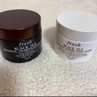 【fresh】ブラックティ—マスク*2 fresh black tea mask(パック/フェイスマスク)
