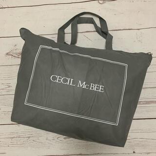 セシルマクビー(CECIL McBEE)の新品‼️CECIL McBEE 2020年 福袋の袋のみ(ショップ袋)