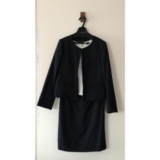 オルベネ(ORBENE)のセレモニースーツ 濃紺ツイードLL(スーツ)