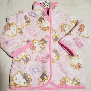 サンリオ(サンリオ)の新品 80 スリーパー かいまき毛布  長袖(パジャマ)