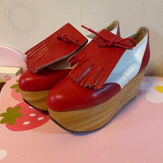 ヴィヴィアンウエストウッド(Vivienne Westwood)のVivienne Westwood ロッキンホース ゴルフ (ローファー/革靴)