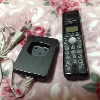 パナソニック(Panasonic)のPanasonic 子機と子機用充電台(その他)